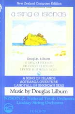 Douglas Lilburn: A Song of Islands and other works - CASSETTE