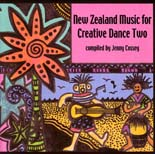 New Zealand Music for Creative Dance (Volume Two) - CD