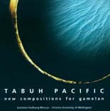 Gamelan Padhang Moncar: Tabuh Pacific - CD
