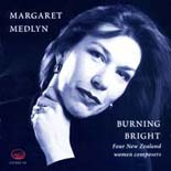 Burning Bright: Four NZ Women Composers - CD
