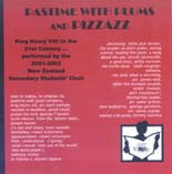 Pastime with Plums and Pizzazz - CD