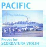 Chris Prosser: Pacific (Scordatura Violin)