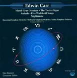 Edwin Carr: Orchestral Music