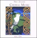New Zealand Choral Music Vol. 1 - CD