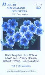 NZ Flora Series Volume 3 - CASSETTE
