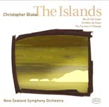 Christopher Blake: The Islands