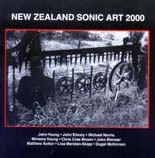 New Zealand Sonic Art 2000 - CD