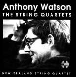 Anthony Watson - The String Quartets