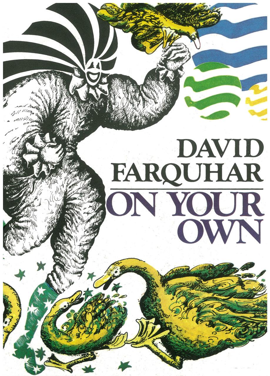 David Farquhar: On Your Own - hardcopy SCORE