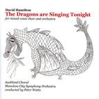 David Hamilton: The Dragons are Singing Tonight - CD