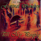 Festival Singers: Tell My People - CD