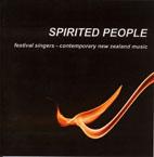 Festival Singers: Spirited People - CD